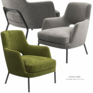 Joyce Armchair By Flexform