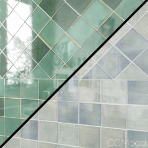 "4""x4"" Subway Tile"