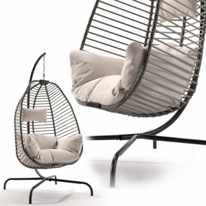 Hanging Chair With Frame