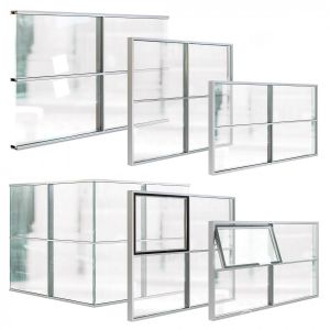 Curtain Wall- S.mgdm.f