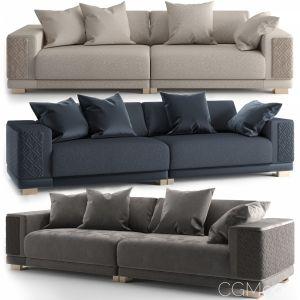 Fendi Casa Icon Lite Sofa