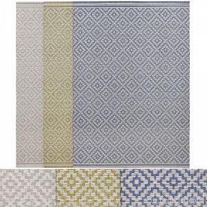Meadow Flatweave Grey/cream Rug