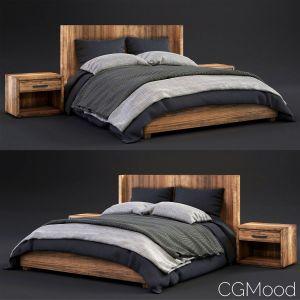 Ikea Dunvik Bed