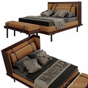 Molteni & C Twelve Am Bed