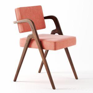 Eugenio Dining Chair By Luteca