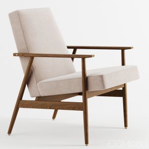 H.lis Fox Easy Chair By Rose & Gray