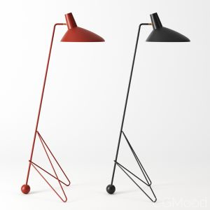 Tripod Floor Lamp By &tradition