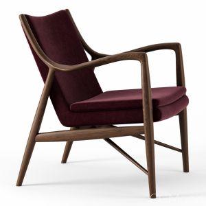 45 Chair By Finn Juhl