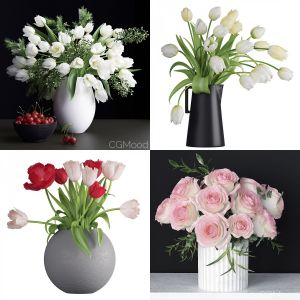 Bouquet Of Flowers Collection