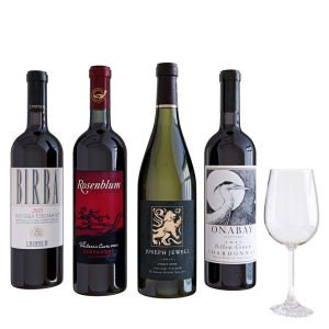 Wine Bottle Set 8