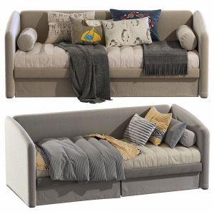 Bed sofa CARLETTO PLUS / Dema Set 69