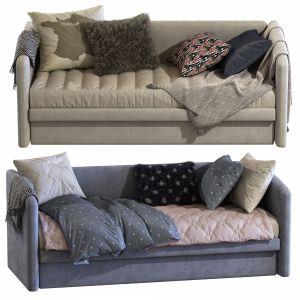 Bed sofa CARLETTO PLUS / Dema 2 Set 71