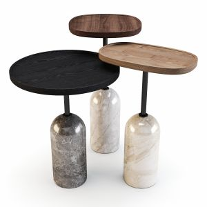Porada: Ekero - Side Tables