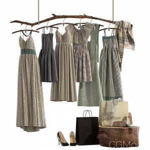 Set of women's clothing 1 Set 0
