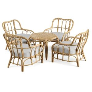 Mastholmen 4 Seat Conversation Set Outdoor