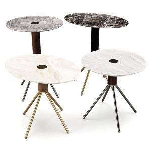 Porada: Jelly Marmo - Side Tables