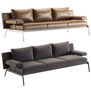 B&t Design Most Triple Sofa