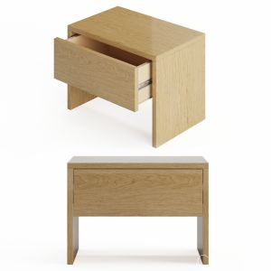 Kyoto Bedside Drawer Table