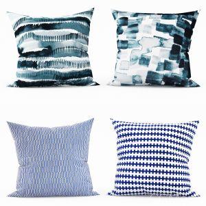 Ikea Decorative Pillows Set