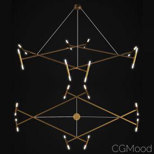 Le Diamant Chandelier