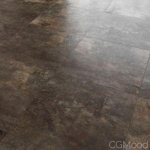 Old Concrete Floor Tile