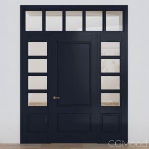 Classic front door Set 33
