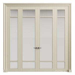 Classic interior door Set 39