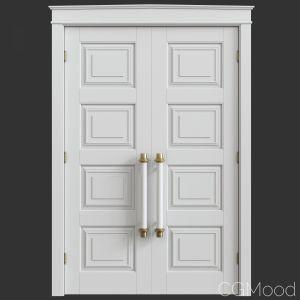 Interior classic doors Set 43