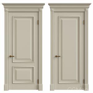 Interior classic doors Set 41