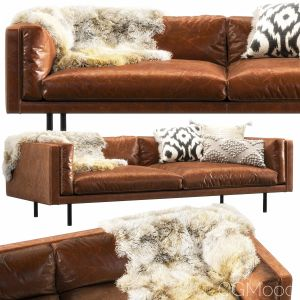Harvey Straight Arm Sofa