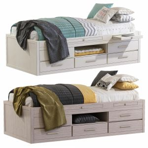 Cleary Captain's Bed Set 83