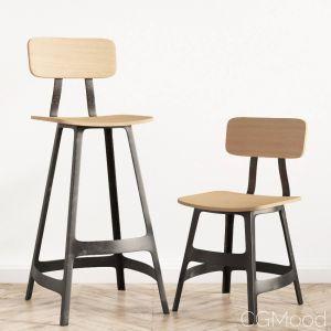 Yardbird Chair & Barstool
