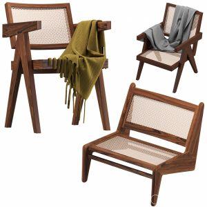 Pierre Jeanneret Kangaroo,easy,office Chair