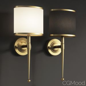 Primo Wall Light Gold