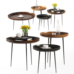 Bowl Table Mater Design