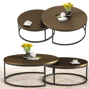 Malay Nested Coffee Tables