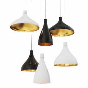 Swell Pendant Light Pablodesigns