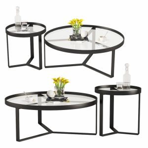 Made Aula Coffee Table Black