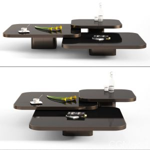Bow Coffee Tables And Side Tables Classicon