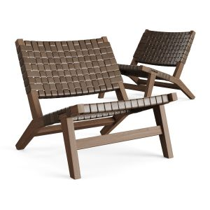 128 Lounge Chair De La Espada