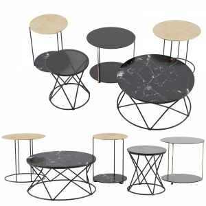 Moi & Mio Coffee & Side Tables By Christine Kr