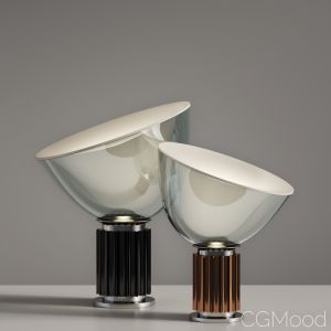 Flos Taccia Table Lamp Small & Large