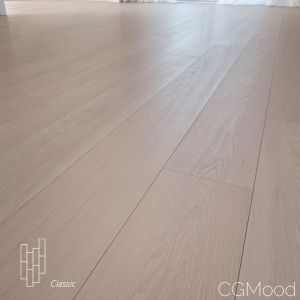 Natural Oak Floor Severnaya