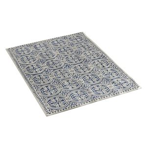 Ivory Area Rectangular Rug