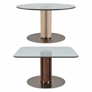 Porada: Quadrifoglio Tavolino H45 - Side Tables