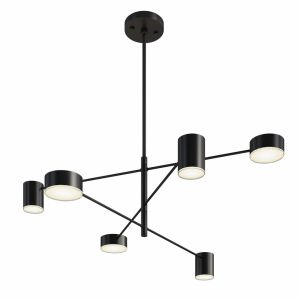 Counterpoint 6 Light Led Pendant