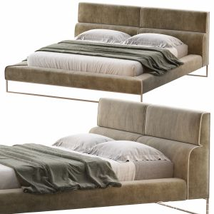 Frigerio Salotti Cloud Bed