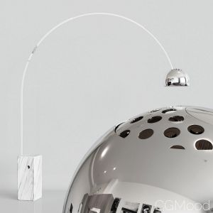 Arco Flos Floor Lamp