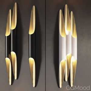 Delightfull Coltrane Wall Sconce - 3 Types