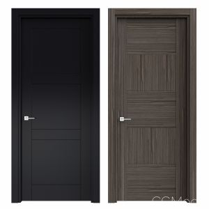 Modern interior doors Set 61